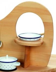 spielküche, kinderküche aus holz - buy online, Moderne