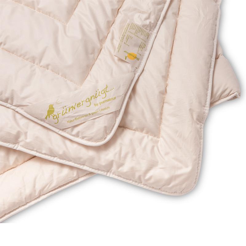 warme winter bettdecke aus reiner gots zertifizierter bio. Black Bedroom Furniture Sets. Home Design Ideas
