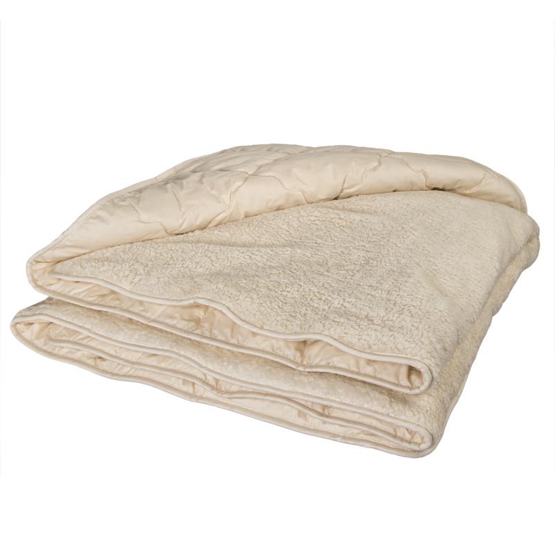 Bettdecke Baumwollplüsch 100 Bio Baumwolle Leinen